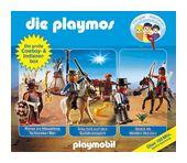 Die Playmos: Die große Cowboy- und Indianerbox  (CD(s)) für 9,99 Euro