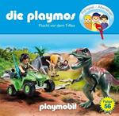 Die Playmos: Flucht vor dem T-Rex (56) (CD(s)) für 6,99 Euro
