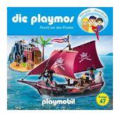 Die Playmos Folge 47: Flucht vor den Piraten (CD(s)) für 6,99 Euro