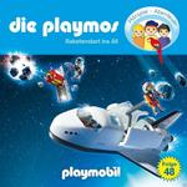 Die Playmos Folge 48: Aufbruch ins All (CD(s)) für 6,99 Euro