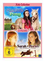 Die Prinzessin und das Pony & Sarah und Harley - 2 Disc DVD (DVD) für 9,99 Euro