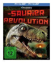 Die Saurier Revolution - Season 1 (BLU-RAY 3D) für 12,99 Euro