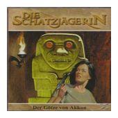 Die Schatzjägerin 3: Der Götze von Akkon (CD(s)) für 7,99 Euro