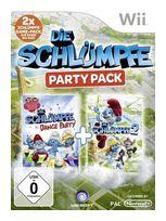 Die Schlümpfe Party Pack (Software Pyramide) (Nintendo WII) für 22,00 Euro