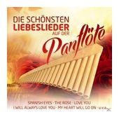 Die schönsten Liebeslieder auf der Panflöte (Ria) für 5,99 Euro