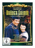 Die Schönsten Märchen der Brüder Grimm DVD-Box (DVD) für 17,99 Euro