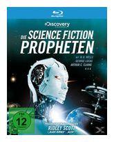 Die Science Fiction Propheten (BLU-RAY) für 21,99 Euro