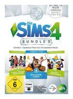 Die Sims 4 - Bundle 2 (PC) für 39,99 Euro