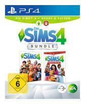 Die Sims 4 Bundle: Die Sims 4 + Hunde & Katzen (PlayStation 4) für 47,99 Euro