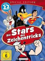 Die Stars des Zeichentricks DVD-Box (DVD) für 14,99 Euro