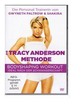 Die Tracy Anderson Methode - Bodyshaping Workout (DVD) für 12,99 Euro