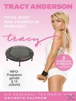 Die Tracy Anderson Methode - Total Body Mini-Trampolin Workout (DVD) für 12,99 Euro