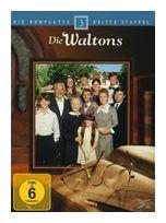 Die Waltons - Die komplette 3. Staffel [7 DVDs] (DVD) für 15,99 Euro