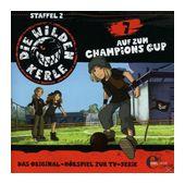 Die wilden Kerle 07: Auf zum Champions Cup (CD(s)) für 6,99 Euro