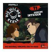 Die wilden Kerle 11: Gemeine Intrigen (CD(s)) für 6,99 Euro