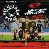 Die wilden Kerle 12: Kampf um den Teufelstopf (CD(s)) für 6,99 Euro