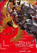 Digimon Adventure tri. Chapter 4 - Lost (DVD) für 24,99 Euro