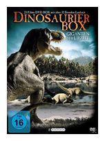 Dinosaurier Box - Giganten der Urzeit DVD-Box (DVD) für 14,99 Euro