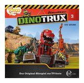 Dinotrux 3: Die Grube - Das Original Hörbuch zur TV-Serie (CD(s)) für 6,99 Euro