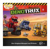 Dinotrux 4: Schildkrötilien -Das Orginal Hörspiel zur TV-Serie (CD(s)) für 6,99 Euro