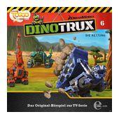 Dinotrux 6: Die Rettung (CD(s)) für 6,99 Euro