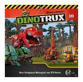 Dinotrux: Der Dunkelwald/ Der Tunnel (10) (CD(s)) für 6,99 Euro
