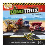Dinotrux: Die Rennstrecke (9) (CD(s)) für 6,99 Euro