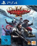 Divinity: Original Sin 2 - Definitive Edition (PlayStation 4) für 39,99 Euro