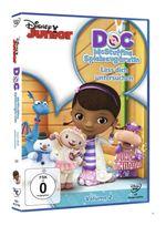 Doc Mc Stuffins Spielzeugärztin - Lass dich untersuchen (DVD) für 8,99 Euro