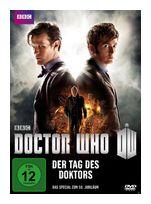 Doctor Who - Der Tag des Doktors für 9,99 Euro