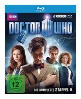 Doctor Who - Die komplette Staffel 6 (BLU-RAY) für 36,99 Euro