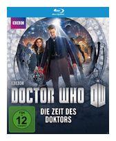 Doctor Who - Die Zeit des Doktors (BLU-RAY) für 12,99 Euro