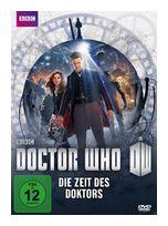 Doctor Who - Die Zeit des Doktors (DVD) für 9,99 Euro
