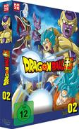 Dragonball Super - Box 2 (DVD) für 49,95 Euro