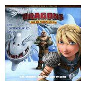 Dragons : Auf zu neuen Ufern - Die Schneegeist-Jagd (29) (CD(s)) für 6,99 Euro