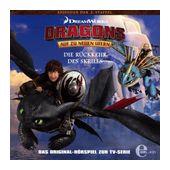 Dragons: Auf zu neuen Ufern - Die Rückkehr des Skrills (31) (CD(s)) für 6,99 Euro
