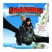 Dragons - Die Reiter von Berk 01: Die Drachen-Akademie von Berk (CD(s)) für 6,99 Euro