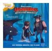 Dragons - Die Reiter von Berk 04: Die Schatzkarte (CD(s)) für 6,99 Euro