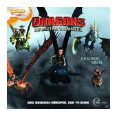Dragons - Die Reiter von Berk 07: Drachengroll (CD(s)) für 6,99 Euro