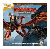 Dragons - Die Wächter von Berk 13: Die Feuerwurm-Insel (CD(s)) für 6,99 Euro