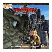 Dragons - Die Wächter von Berk 17: Raffnuss, die Drachenzähmerin (CD(s)) für 6,99 Euro