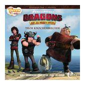 Dragons : Thor Knochenbrecher (CD(s)) für 6,99 Euro