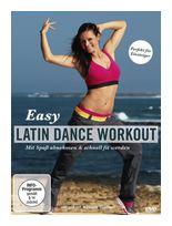 Easy Latin Dance Workout - Mit Spaß abnehmen & schnell fit werden (DVD) für 16,99 Euro