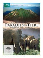 Ein Paradies für Tiere - Afrikas wildes Herz (DVD) für 8,99 Euro