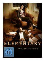 Elementary - Season 2 (DVD) für 39,99 Euro