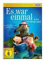 Es war einmal ... nach Roald Dahl (DVD) für 9,99 Euro
