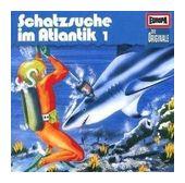 EUROPA - Die Originale 54: Schatzsuche im Atlantik (CD(s)) für 6,99 Euro