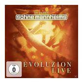 Evoluzion - Live (Söhne Mannheims) für 12,99 Euro