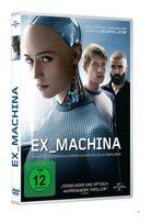 Ex_Machina (DVD) für 8,99 Euro