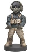 Cable Guys - Call of Duty Lt. Simon 'Ghost' Riley für 24,99 Euro